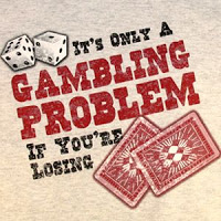 gambling or trading